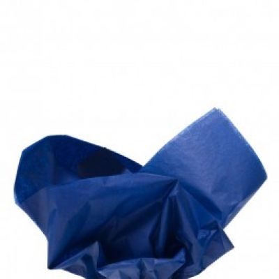 Silkkipaperi 14g ROYAL BLUE, 50 x 76 cm